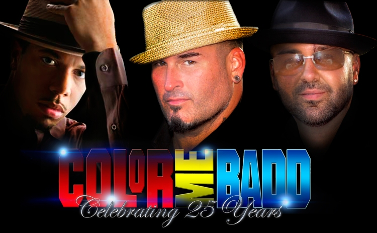 photo of Color Me Badd